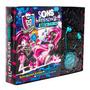 Livro Monster High Sons Horripilantes Atividades + Fone