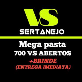Vs Sertanejo +700 Vs + Super Pacote + Pasta Compartilhada