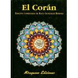 El Coran Tapa Dura Edicion Comentada Gonzalez Bornez