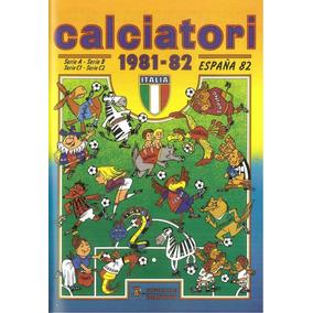 Albuns Escaneados - Coleção Calciatori Panini - 56 Edições