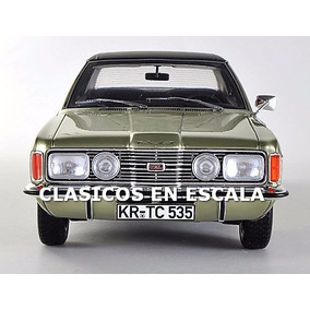 Ford Taunus Tc Gxl 1972 Clasico Argentino - Resina Bos 1/18
