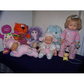 Muñecas Little Mommy Usadas