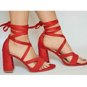 Zapatos Mujer Tacon Cubano - Tacones para Mujer en Mercado Libre ... 5e2b32554db