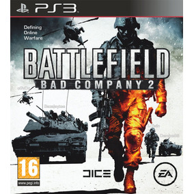 Battlefield Bad Company 2 Ps3 Digital Español Tenelo Hoy