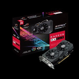 Asus Rx 560 Strix Tarj. De Video Ddr5 4gb