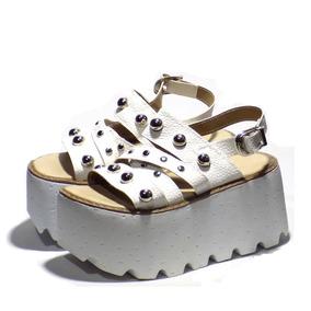 Sandalias Mujer Plataforma Volados 2018 De Cokis Shoes