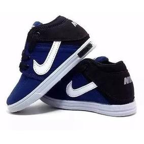 Tênis Nike Infantil Bota Suketo Air Masculino Cano Alto