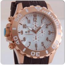 Reloj Chronosport Storm Bronce/perla Cronómetros Tienda Ofic