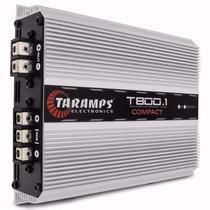 Amplificador Taramps T 500 D - 500w Rms ( T500 ) - Mono