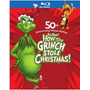 Blu-ray How The Grinch Stole Christmas (1966) Importado