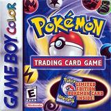 Pokemon Trading Card Game Para Gameboy Nintendo