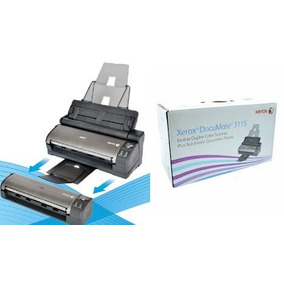Escáner Xerox Documate 3115