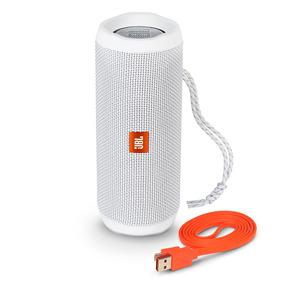 Caixa De Som Bluetooth 16w Jblprova Dagua - Jblflip4wht