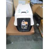 Caja Transp. Perros Largo 85cms X Ancho 56cms X Alto 60 Cms
