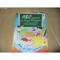 Livro Abc Ilustrado Da Língua Portuguesa ( Professor )