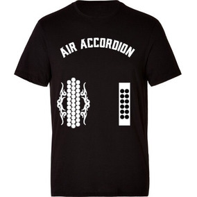 Camiseta Estampada Acordeón Air Style