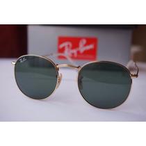Gafas Lentes Circulares Ray Ban Modelo Rb3447 Round Original