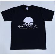 Tonella - Camiseta Do Quintal Do Tonella (preta)