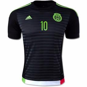Jersey Dos Santos Seleccion De Mexico Niño adidas M35995-10