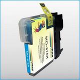 Cartucho Max Color Lc61c Brother X 10 Unidades Dcp-6690cw