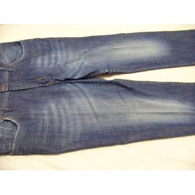 Pantalón De Dama De Jeans Ufo Talle 52