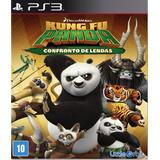Kung Fu Panda Confronto De Lendas - Psn Ps3 - Envio Imediato