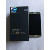 Samsung Galaxy S7 32gb Silver Buen Estado Negociable