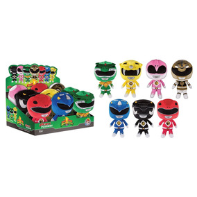 Power Rangers Peluches Se Venden Separados