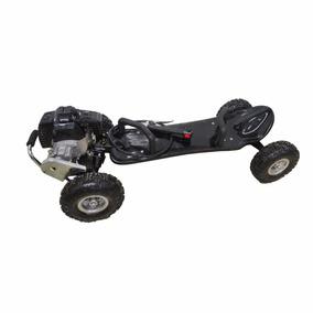 Skate Motorizado Motor 50cc Gasolina Produto Novo