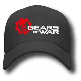 Gorra Gears Of War Envío Gratis A Todo Mexico
