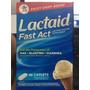 Lactaid Ultra Fast Act 60 Cápsulas Em Promoção Somos Loja
