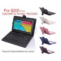 Funda Teclado Tablet 9 Pulgadas