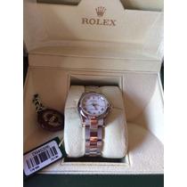 Relógio Rolex Oyster Perpetual Datejust Original