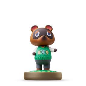 Figura Amiibo Tom Nook Serie Animal Crossing Nintendo Wii U