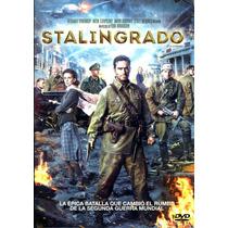 Dvd Stalingrado ( Stalingrad ) 2013 - Fedor Bondarchuk / Tho