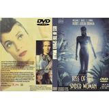Dvd O Beijo Da Mulher-aranha (1985) - Dublagem Clássica