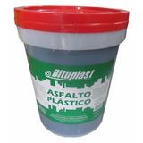 Asfalto Plastico Bituplast Cuñete 5 Galones