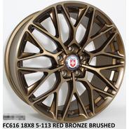 Rines 18 5/114 5/112 Mazda Honda Volkswagen Tipo Hr Jgo 4