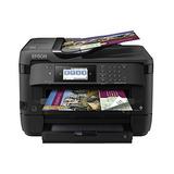 Workforce Wf7720 Impresora De Inyección De Tinta En Color De