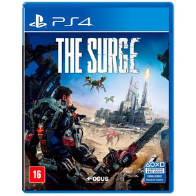 Jogo The Surge Para Ps4 - Focus Home Entertainment