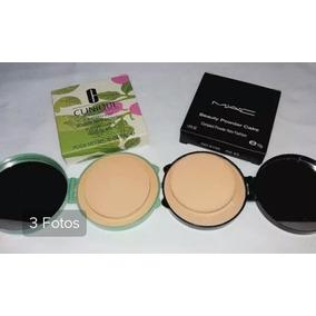 Polvo Compacto Mac Y Clinique Maquillaje Mayor Y Detal Ofert