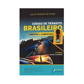 Codigo De Transito Brasileiro - Livro De Bolso