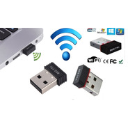 Adaptador Wi-fi Pc Laptop 450mbps Usb Wirelles Wifi