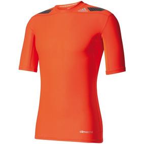 Camisa De Compressão adidas Techfit Power - Tam P 6458ade8a3ba7