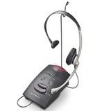 Audifono Y Microfono De Diadema Plantronics S11 Manos Libres