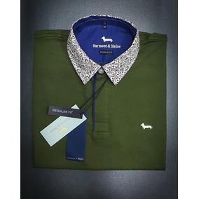 Camisetas Tipo Polo Selfing Harmont & Blaine