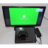 Xbox One Negro, 500gb, En Excelente Estado!