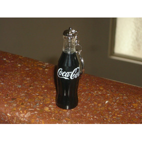 Lapicera De Coca Cola Con Forma De Botellita Original