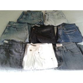 Bermuda Resinada Masculina - Calças Jeans Masculino no Mercado Livre ... e14338ba87a