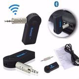 Receptor Inalambrico Bluetooth Audio 3.5mm Manos Libres